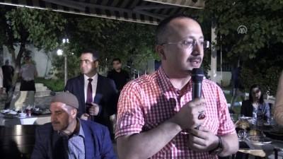 Siirt'te şehit aileleri ve gazilere iftar