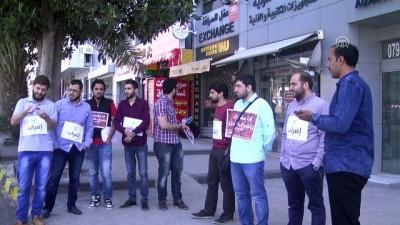 Ürdün'de sendikalar greve gitti - AMMAN