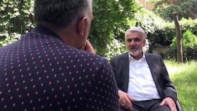 Yapıcıoğlu: 'Milletin derdini dinlemeden, inancına aykırı siyaset yapanlar kaybedecektir' - DİYARBAKIR