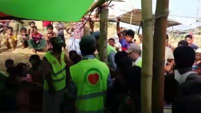 Yardımeli Derneği'nden Arakanlı Müslümanlara yardım - BANGLADEŞ