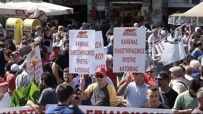 - Yunanistan'da 24 Saatlik Grev