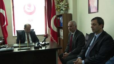 Başbakan Yardımcısı Akdağ: 'Cumhur İttifakı'nın temeli 15 Temmuz'da atıldı' - ERZURUM