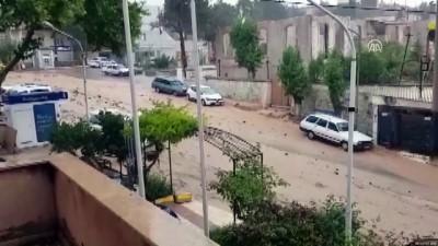 Denizli'de kuvvetli yağış