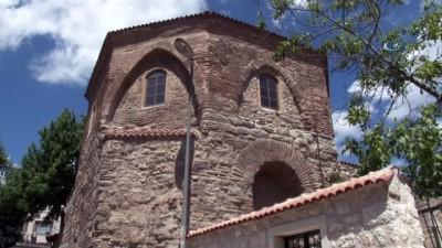 arkeolojik kazi -  Fatih'te 1700 yıllık pagan mezarlığı bulundu