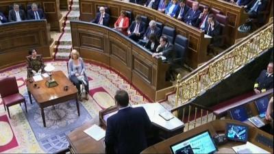 - İspanya, Rajoy'a gensoruyu tartışıyor