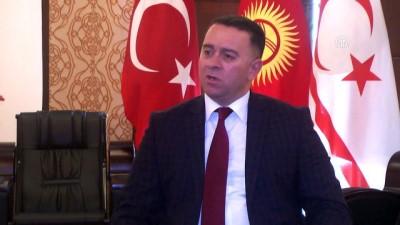 KKTC Kırgızistan ile ilişkilerini geliştirmeyi hedefliyor - BİŞKEK