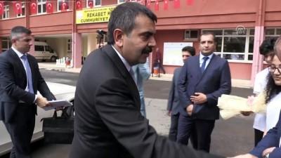 MEB Müsteşarı Yusuf Tekin: 'İsteyen çocuklarımız LGS'ye girsin' - DİYARBAKIR