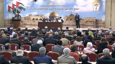 Abbas, Filistin 'devletinin' başkanlığına seçildi - RAMALLAH
