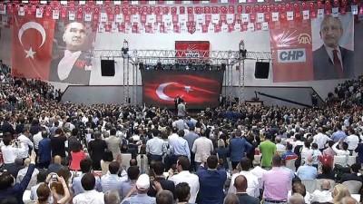 CHP'nin cumhurbaşkanı adayı İnce: 'Ben meydanlarda entellektüel bir tartışma yapmak istiyorum' - ANKARA