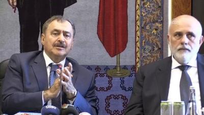 Eroğlu: '(Borç yapılandırması ve sosyal reform paketi) Herkese dokunan büyük bir paket' - ISPARTA