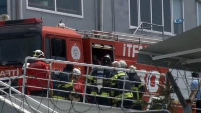 Eskişehir'deki fabrika yangını kontrol altına alındı