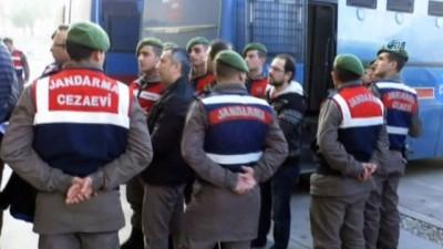 FETÖ emniyet yapılanması davasında sanıklara ceza yağdı
