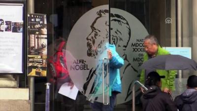 Nobel Edebiyat Ödülü bu sene verilmeyecek - STOCKHOLM