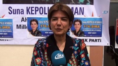 legen -  AK Parti'de temayül yoklaması yapıldı