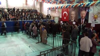 AK Parti Van İl Başkanlığından temayül yoklaması