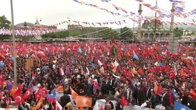 Başbakan Yıldırım: 'Devletle milletin arasındaki her türlü anlaşmazlık affediliyor, cezalar yeniden yapılandırılıyor' - KAYSERİ