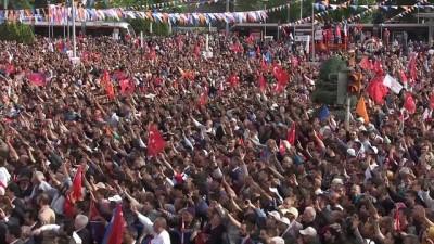 Cumhurbaşkanı Erdoğan: 'Bizim hizmetlerimizin ulaştığı yere, bunların hayalleri bile ulaşamaz' - KAYSERİ
