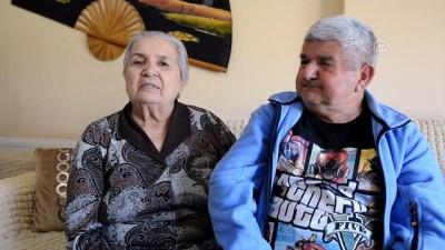 sabah ezani - Damlalıkla süt verdiği 'güleç' oğluna 57 yıldır sevgiyle bakıyor - ÇANAKKALE