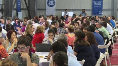 Ege Üniversitesi Gelecek Şurası - İZMİR