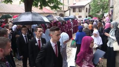 Gazi Hüsrev Bey Medresesi 468. dönem mezunlarını verdi - SARAYBOSNA