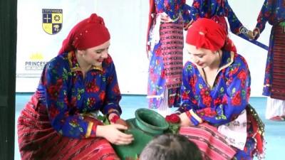 Makedonya'da '27. Uluslararası Hıdırellez Bahar Şenlikleri' - VALANDOVA
