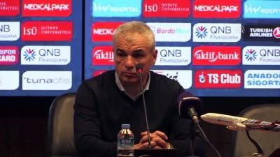 Trabzonspor-Kasımpaşa maçının ardından - TRABZON