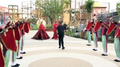 destina - 'Ülkemize döviz girdisini artırmak için yeni oyun parkları yaptık' - ANTALYA