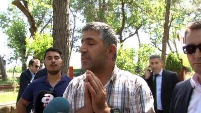 Yunanistan, Türk kepçe operatörünü iade etti