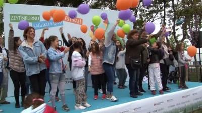 Zeytinburnu Sağlıklı Yaşam Festivali başladı