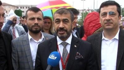 Yok Artık -  - 15 Temmuz Gazileri AK Parti'nin kongresine katılmak için Sinanm Erdem'e geldi