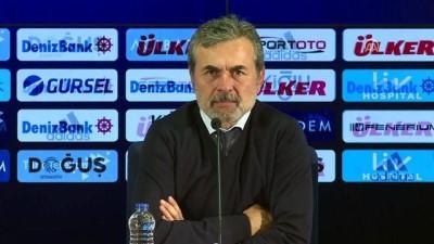 Aykut Kocaman: 'Hakemlerin verdiği kararlardan ziyade vücut dillerine bakarım' - İSTANBUL