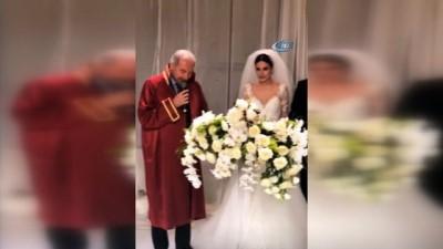 Cumhurbaşkanı Erdoğan, Alişan'ın nikah törenine katıldı