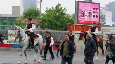 Etnospor Kültür Festivali'ne doğru - İSTANBUL