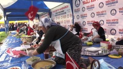 Gaziantep'te ''Yağlı Köfte'' Yarışması