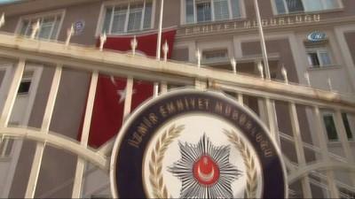 İzmir'de FETÖ operasyonu: 72 gözaltı