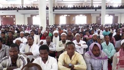 'Kral Necaşi'nin tavrı göçmen krizinde dünyaya örnek olabilir' - ADDİS ABABA