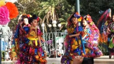 - Los Angeles sokakları Meksika Bayramıyla renklendi