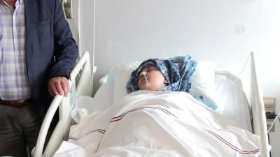 Silahlı saldırıda yaralanan üniversite öğrencileri - SAMSUN