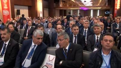 AFAD Başkanı Güllüoğlu, otopark sorununa dikkat çekti