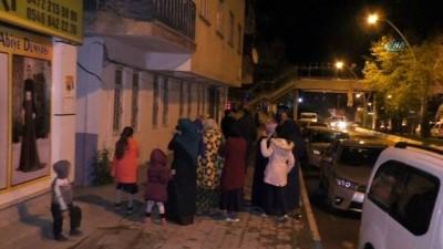 deprem -  Ağrı'da deprem nedeniyle 2 katlı evde hasar oluştu