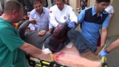 Antalya'da turizmciye silahlı saldırı: 1 yaralı