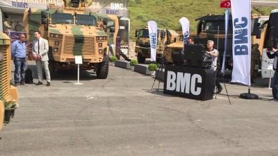 BMC'den insansız zırhlı araç atağı - İZMİR