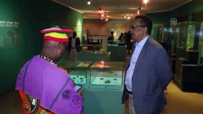 Etiyopya'nın milyonlarca yıllık fosilleri Lucy, Ardi ve Selam - ADDİS ABABA
