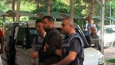 Gazeteciye silahla saldırının zanlıları yakalandı