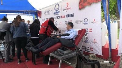 Kan bağışında rekor hedefi - GAZİANTEP