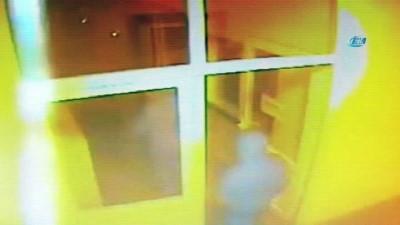 maskeli hirsiz -  Maskeli kasa hırsızları 200 güvenlik kamerası sayesinde yakalandı... Hırsızlık anı kamerada