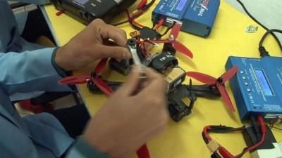Robot merkezi gibi okul