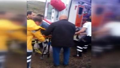 Tokat'ta yağmurlu havada tır ile kamyonet çarpıştı: 1 ölü, 2 yaralı