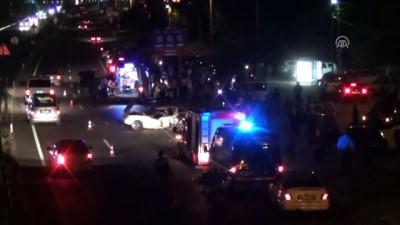 Trafik kazası: 4 yaralı - MUĞLA