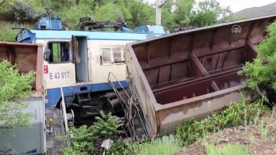 Tren kazası - MALATYA
